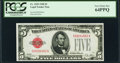 Small Size:Legal Tender Notes, Fr. 1525 $5 1928 Legal Tender Note. PCGS Very Choice New 64PPQ.. ...