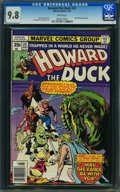 Howard the Duck #22 (Marvel, 1978) CGC NM/MT 9.8 White pages