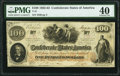 Confederate Notes:1862 Issues, T41 $100 1862 PF-11 Cr. 319A PMG Extremely Fine 40.. ...