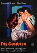 """Movie Posters:Foreign, Le Chemin des écoliers (Pallas, 1959). Folded, Fine/Very Fine. German A1 (23.25"""" X 33"""") Bruno Rehak Artwork. Foreign.. ..."""