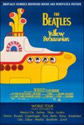 """Movie Posters:Animation, Yellow Submarine (MGM/United Artists, R-1999). Rolled, Very Fine/Near Mint. One Sheet (27"""" X 40"""") DS. Animation.. ..."""