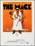 "Movie Posters:Blaxploitation, The Mack (Cinerama Releasing, 1973). Rolled, Very Fine. Poster (30"" X 40""). Fred Pfeiffer Artwork. Blaxploitation.. ..."