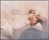 "Marilyn Monroe (Doubleday, 1982). Book Promotional Posters (5) Identical (19.75"" X 24""). Miscellaneous. ... (T..."