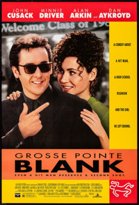 """Grosse Pointe Blank & Other Lot (Buena Vista, 1997). Rolled, Very Fine-. One Sheets (3) (27"""" X 40"""") DS. Co..."""