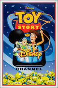 """Movie Posters:Animation, Toy Story & Other Lot (Disney Channel, 1997). Folded, Very Fine. TV One Sheets (16) (27"""" X 40"""") SS. Animation. ... (Total: 16 Items)"""