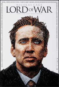 "Lord of War & Other Lot (Lions Gate, 2005). Rolled, Very Fine. One Sheets (3) (27"" X 40"" & 26.75""..."