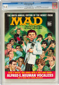 Magazines:Mad, Worst From Mad #9 Gaines File Pedigree 11/12 (EC, 1966) CGC NM 9.4 Off-white to white pages....