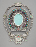 American Indian Art:Jewelry and Silverwork, Two Mexican Jewelry Items... (Total: 2 )