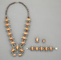 American Indian Art:Jewelry and Silverwork, A Southwest Jewelry Suite... (Total: 4 )