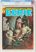 Magazines:Horror, Eerie #42 Don Rosa Collection (Warren, 1972) CGC NM+ 9.6 Off-white to white pages....