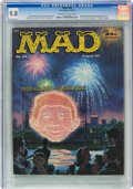 Magazines:Mad, MAD #34 (EC, 1957) CGC NM/MT 9.8 Off-white to white pages....