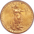Saint-Gaudens Double Eagles, 1927 $20 MS67 PCGS. CAC....