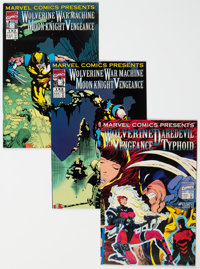 Marvel Comics Presents Group of 31 (Marvel, 1994-95) Condition: Average NM-.... (Total: 31)