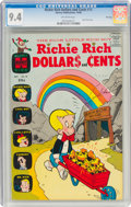 Silver Age (1956-1969):Cartoon Character, Richie Rich Dollars and Cents #15 File Copy (Harvey, 1966)...