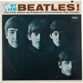 Music Memorabilia:Recordings, Meet The Beatles Original Still Sealed Mono LP, No George Martin printing (Capitol 2047, 1964). ...