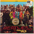 Music Memorabilia:Recordings, The Beatles Sgt. Pepper's Lonely Hearts Club Band Stereo First Pressing Sealed Vinyl LP (Capitol, 2653). ...