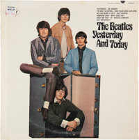 "The Beatles Yesterday and Today ""Trunk"" Cover Mono Sealed Vinyl LP (Capitol, T2553)"