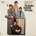"""Music Memorabilia:Recordings, The Beatles Yesterday and Today Second State """"Butcher"""" Cover Mono Sealed Vinyl LP (Capitol, T2553)...."""