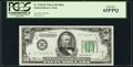 Small Size:Federal Reserve Notes, Fr. 2103-B $50 1934A Federal Reserve Note. PCGS Gem New 65PPQ.. ...