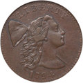 Large Cents, 1794 1C Head of 1794, S-29, B-11, R.2, XF45 NGC. CAC....