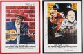 """Music Memorabilia:Autographs and Signed Items, Two Signed Annual King Biscuit Blues Festival 19"""" x 25"""" Posters (circa early 1990s). ... (Total: 2 Items)"""