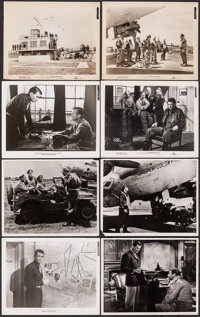 "Twelve O'Clock High (20th Century Fox, 1949). Fine/Very Fine. Photos (14) (8"" X 10""). War. ... (Total: 14 Item..."