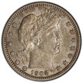 1908-O 25C AU58 PCGS. CAC. PCGS Population: (39/237 and 0/6+). NGC Census: (21/181 and 0/2+). CDN: $160 Whsle. Bid for N...