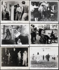"""Movie Posters:Horror, Night of the Living Dead (Continental, 1968). Very Fine-. Photos (12) (8"""" X 10""""). Horror.. ... (Total: 12 Items)"""