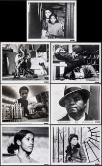"""Shaft (MGM, 1971). Very Fine on Paper. Photos (16) (Approx. 8"""" X 10""""). Blaxploitation. ... (Total: 16 Items)"""