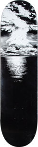 Collectible, Robert Longo X Supreme. Untitled, 2011. Offset lithograph on skate deck. 32 x 8 inches (81.3 x 20.3 cm). Produced by Sup...