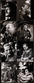 """Movie Posters:Comedy, Dr. Strangelove or: How I Learned to Stop Worrying and Love the Bomb (Columbia, 1964). Fine/Very Fine. Photos (22) (6.75"""" X ... (Total: 22 Items)"""
