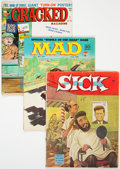 Magazines:Miscellaneous, Assorted Magazines Box Lot (Various Publishers, 1960s-70s) Condition: VG....