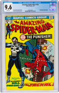 Bronze Age (1970-1979):Superhero, The Amazing Spider-Man #129 (Marvel, 1974) CGC NM+ 9.6 White pages....