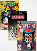 Modern Age (1980-Present):Miscellaneous, Modern Age Comics Box Lot (Various Publishers, 1980s-90s) Condition: Average VF....