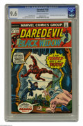 Bronze Age (1970-1979):Superhero, Daredevil #106 (Marvel, 1973) CGC NM+ 9.6 Off-white to white pages. Rich Buckler and John Romita Sr. cover. Don Heck art. Ov...