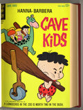 Silver Age (1956-1969):Miscellaneous, Gold Key - Hanna-Barbera Comics Bound Volume (Gold Key, 1964). Thisbound volume (Gold Key Volume #110) features Cave Kids...
