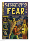 Golden Age (1938-1955):Horror, Haunt of Fear #4 (EC, 1950) Condition: VG/FN. Graham Ingels becomesthe regular artist for the Old Witch. First appearances ...