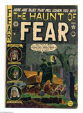Golden Age (1938-1955):Horror, Haunt of Fear #5 (EC, 1951) Condition: VG. Art by Johnny Craig,Graham Ingels, Wally Wood, and Jack Davis. The Wood story ha...
