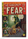 Golden Age (1938-1955):Horror, Haunt of Fear #7 (EC, 1951) Condition: FN-. Johnny Craig cover,interior art by Jack Kamen, Graham Ingels, and Jack Davis. P...