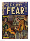 Golden Age (1938-1955):Horror, Haunt of Fear #11 (EC, 1952) Condition: VG. First cover by GrahamIngels on this title. Jack Kamen biography. Graham Ingels,...