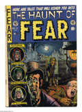 "Golden Age (1938-1955):Horror, Haunt of Fear #12 (EC, 1952) Condition: VG+. Overstreet calls thisGraham Ingels cover ""classic."" Al Feldstein biography. In..."
