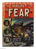 Golden Age (1938-1955):Horror, Haunt of Fear #13 (EC, 1952) Condition: FN. Graham Ingels cover,interior art by Ingels, Jack Kamen, Johnny Craig, and Jack ...
