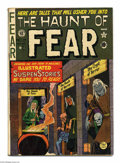 Golden Age (1938-1955):Horror, Haunt of Fear 17 (#3) (EC, 1950) Condition: Apparent VG. Origin ofCrypt of Terror, Vault of Horror, and Haunt of Fear. Used...