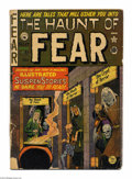 Golden Age (1938-1955):Horror, Haunt of Fear 17 (#3) Canadian (EC, 1950) Condition: GD. Origin ofCrypt of Terror, Vault of Horror, and Haunt of Fear. Used...