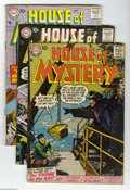 Silver Age (1956-1969):Mystery, House of Mystery Group (DC, 1957-61) Condition: Average GD/VG. Thisgroup consists of 27 comics: #61, 64, 65, 69-72, 76, 77,... (Total:27 Comic Books Item)