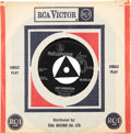 "Music Memorabilia:Recordings, The Beatles Mega Rare 45 Single ""Just Seventeen (I Saw Her Standing There)/ ""Roll Over Beethoven (Africa)...."