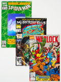Modern Age (1980-Present):Miscellaneous, Modern Age Comics Box Lot (Various Publishers, 1980s-90s) ...