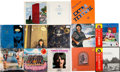 Music Memorabilia:Recordings, George Harrison Collection of Near Mint Vinyl LPs (13).... (Total: 13 Items)