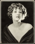 """Movie Posters:Miscellaneous, Ruth Chatterton by Edwin Bower Hesser (Late 1920s). Very Fine-. Portrait Photo (11"""" X 14""""). Miscellaneous.. ..."""