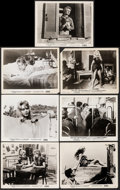 """Movie Posters:Foreign, And God Created Woman (Kingsley International, 1957). Overall: Fine+. Photos (12) (7"""" X 9.5"""" - 8"""" X 10""""). Foreign.. ... (Total: 12 Items)"""